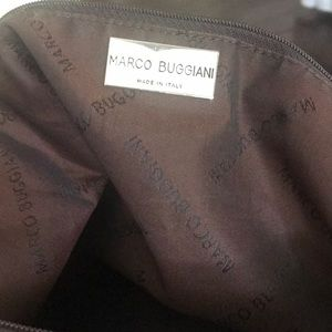 Marco Buggiani Bags - Beautiful Leather Boho Bag!